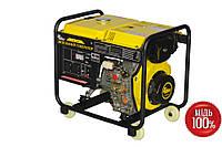 Генератор дизельный Кентавр КДГ283К (Кентавр, 64 кг, 8 ч, 3,0 кВт, 2,8 кВт, Генератор, Дизель)