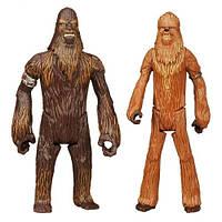 Wullffwarro и Wookiee Warrior, набор фигурок Звездные Войны, Star Wars (A5228-15)