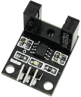 Модуль фотоимпульсного датчика скорости двигателя