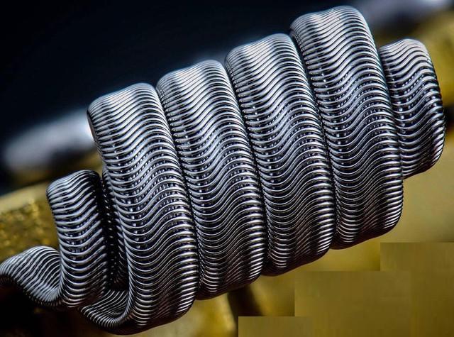 Спирали, намотки для электронных сигарет