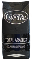 Кофе в зернах Caffe Poli 100% Arabica 1 кг, фото 1