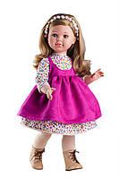 Кукла шарнирная Paola Reina Альма в розовом 60 см (06552)