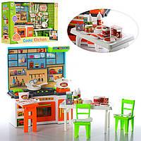 Игровой набор Кухня 1501 Cook's Kitchen: мебель, посуда + свет