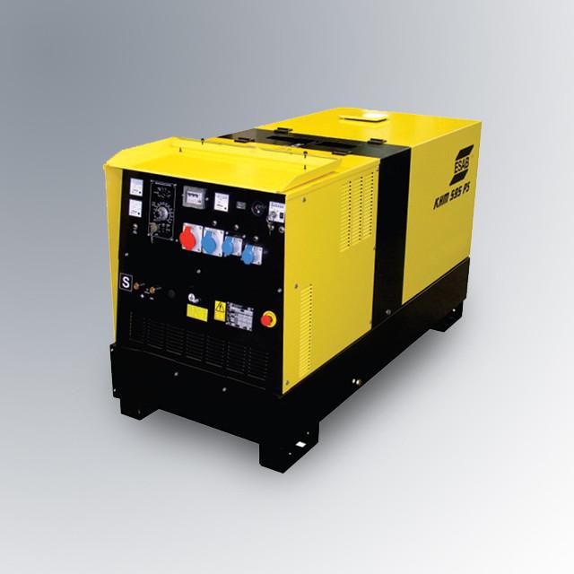 Сварочный генератор KHM 190 HS/YS - 351YS ESAB