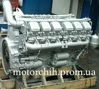 Двигатель ЯМЗ 240М2 (360л. с.) для самосвала БелАЗ г/п 30т)