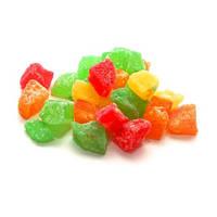 Ананас цукат кубик микс 1 кг