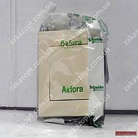Вимикач 1-кл крем Asfora