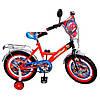 """Велосипед детский Тачки 16""""."""