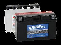 Аккумулятор мото EXIDE B/O 12V 6.5AH 85A YT7B-BS/ET7B-BS [150X65X93]