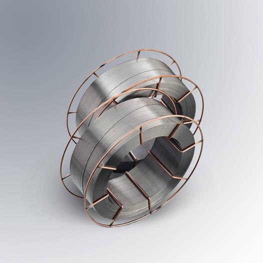 Сварочна проволока полированная AS SG2 EXTRA non copper Askaynak (неомедненная)