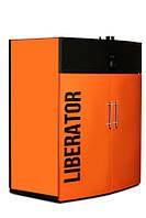 Пеллетный котел Liberator Classic 30 кВт автоподжиг+дымосос+золоудаление