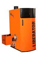 Универсальный твердотопливный котел  Liberator TT 30-50 кВт  под горелку/пеллета дрова