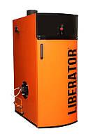 Котел твердотопливный LIBERATOR TТ 100 (50-100 кВт) под горелку + дымосос