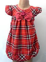 Летнее красивое платье на девочку