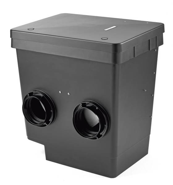 Барабанний фільтр для ставка ProfiClear Premium Drum Filter Pump-fed