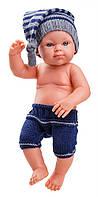 Пупс Paola Reina Мальчик в синем 32 см (05101)