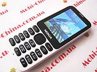 Копия Nokia 215 dual sim, white