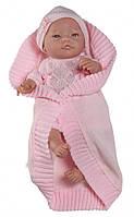 Младенец девочка Paola Reina европейка 45 см (05173)