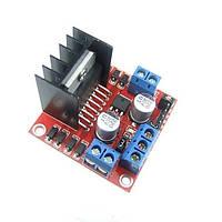 Модуль контроллер шагового двигателя L298N