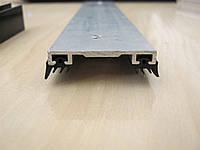 Алюминиевый соединительный профиль крышка 40 мм