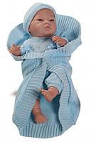 Младенец мальчик Paola Reina европеец 45 см (35172)