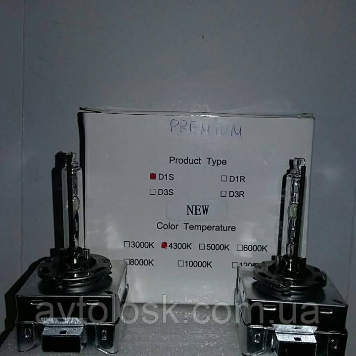 Ксеноновая лампа D1s.4300 Kelvin.Premium.