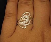 Кольцо серебро 925 проба 17 размер №103