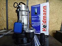 Насос фекальный Heidmann измельчитель 2700 Вт + шланг