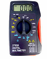 Мультиметр DT 83B, фото 1