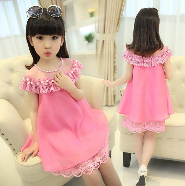 9612dfbf97cb08 Миле літнє плаття для дівчинки - Інтернет-магазин дитячого та жіночого  одягу
