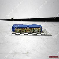 Шина нульова JHS05-10P на din рейку