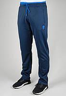 Спортивные брюки мужские Adidas 3456 Тёмно-синие