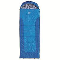 Спальный мешок Pinguin Blizzard Синий 190 R