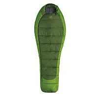 Спальный мешок Pinguin Mistral Зелёный 185 R
