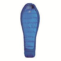 Спальный мешок Pinguin Mistral Синий 185 L