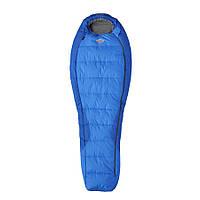 Спальный мешок Pinguin Topas Синий 185 L
