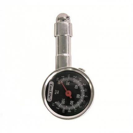 Автомобильный манометр для шин CarLife TG571, фото 2