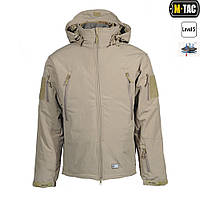 M-Tac куртка Soft Shell с подстежкой Tan