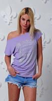 Яркая летняя футболка - TB404