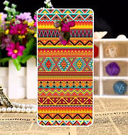 Чехол силиконовый бампер для Xiaomi Redmi 4 Redmi 4 Prime с рисунком Узоры Ацтеков