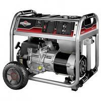Бензиновый однофазный генератор  Briggs & Stratton 6250 A