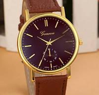 Часы Geneva (brown)