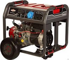 Бензиновый однофазный генератор  Briggs & Stratton Elite 8500 EA