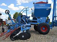 Сеялка зерновая Солитер 9/600 КА-DS Lemken