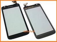 Сенсор (тачскрин) Lenovo S899T Black Original