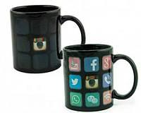 Чашка-хамелеон Инстаграм