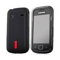 """Чехол-накладка Samsung S5282, S5660, S5830,S6102, S5610,S6810, S7262/7272,S8600... """"Capdase"""" + защитная пленка"""
