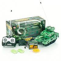Танк 9344 р/у, стреляет пульками, аккум, 2 вида, в коробке