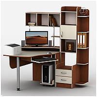 Угловой компьютерный стол Тиса-3