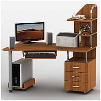 Угловой компьютерный стол Тиса-7